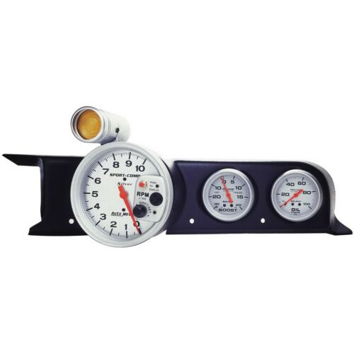 AutoMeter 49102 Mounting Solutions Tach Pod Fits 87-93 Mustang