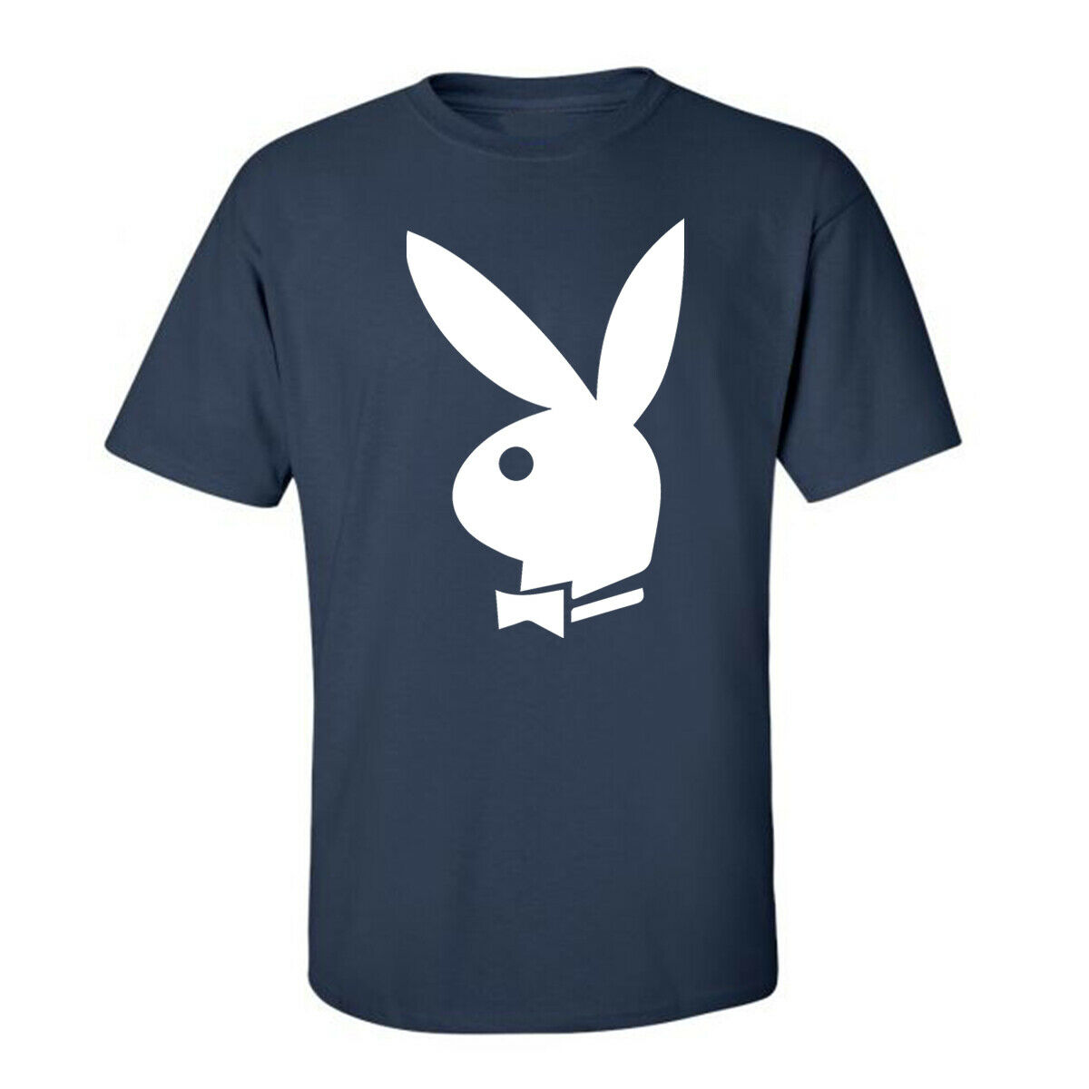 Playboy, Bunny Mens Tees Graphic Funny Generic Novelty Unisex T-Shirt