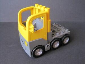 2 x Lego System Tür Blatt gelb 1x5x4 rechts Zug Eisenbahn Waggon LKW Laster 3194