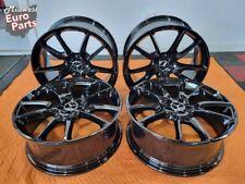 Oem 21 Mercedes Benz Amg Glc 43 63 300 Double Spoke Gloss Black Rims Wheels