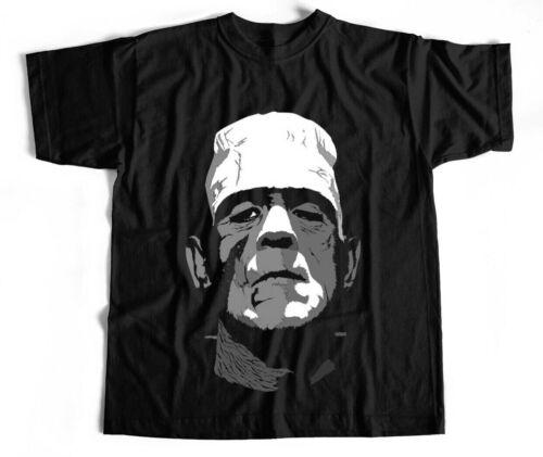 Zombie Horror Dracula Frankenstein Vampire Film Movie 70S 80S Sci Fi 5 T Shirt