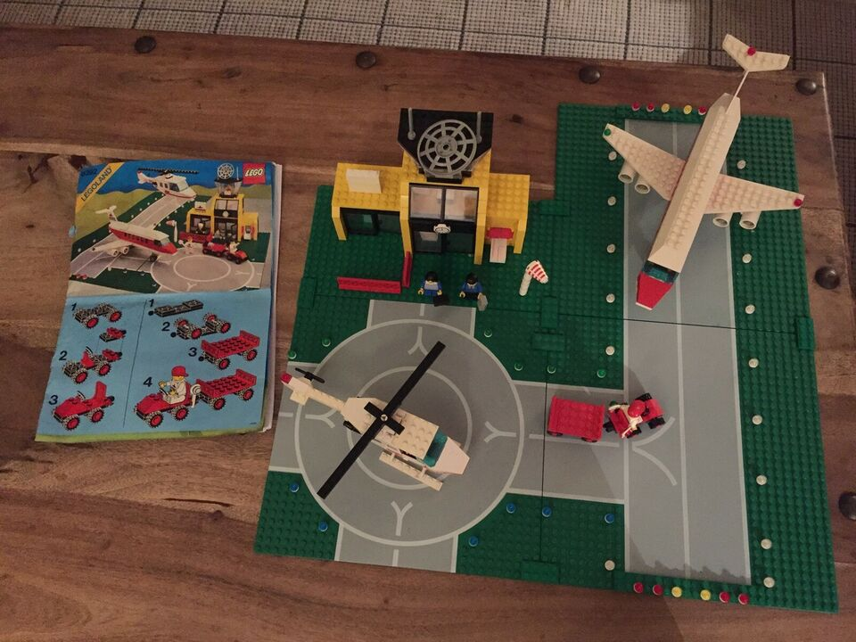 Lego andet, Classic Town: Airport: 6392