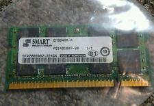 AE Aet760sd00-30d SODIMM 1GB DDRII-667 RAM EM994AA-A