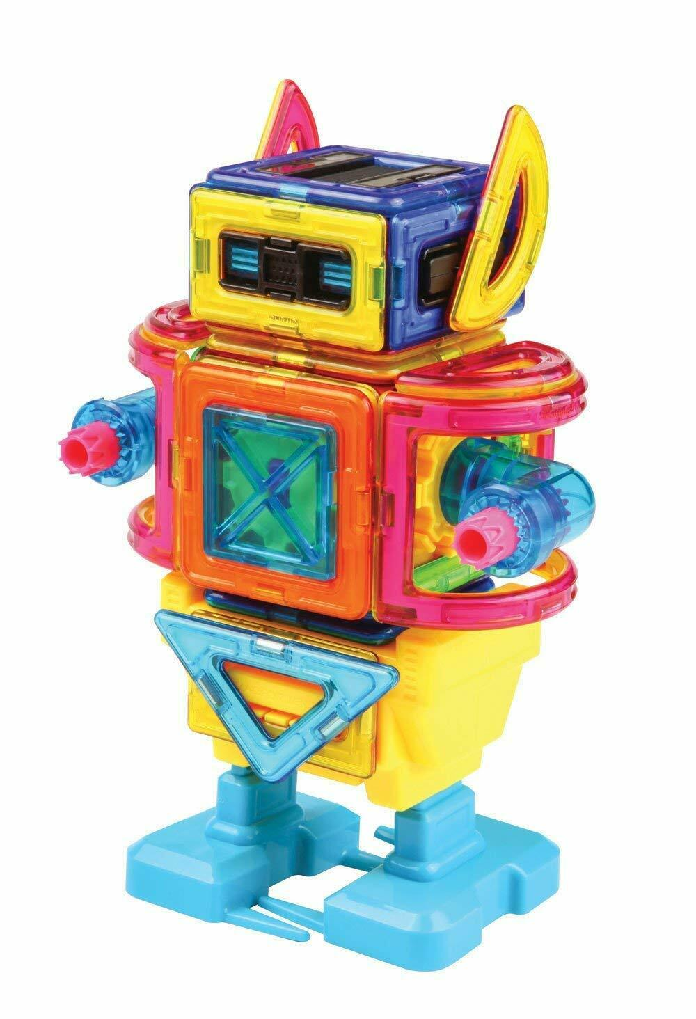 Magformers Electronic Walking Robot Set  Intelligent Magnetic Construction Set Set Set 09589b
