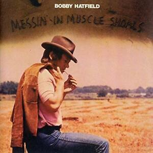 BOBBY-HATFIELD-Messin-039-In-Muscle-Shoals-Japan-Mini-LP-CD-LTD-ED