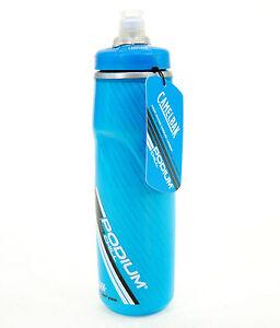 Blue//Purple//White CAMELBAK PODIUM BIG CHILL BICYCLE WATER BOTTLE 25oz BPA FREE