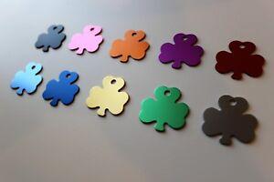 PET-TAGS-SHAMROCK-ID-DOG-TAG-PREMIUM-FULLY-ANODIZED-2-SIDE-DIAMOND-ENGRAVED-TAG