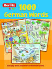 German Berlitz Kids 1000 Words by Berlitz Publishing Company (Paperback, 2005)