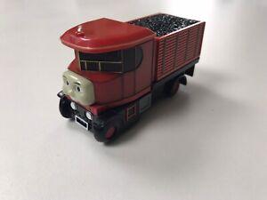 Tomy-Trackmaster-Toys-Thomas-Tank-Engine-Motorised-Elizabeth-steam-Lorry-Toy