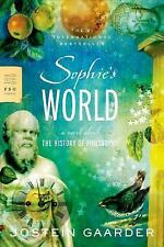 Sophie's World: A Novel About the History of Philosophy FSG Classics