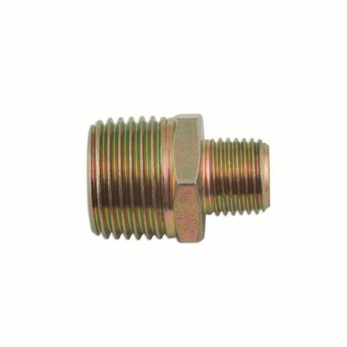 """CONNECT AIRLINE CONNECTOR REDUCING SCREW-FIT 1//2/"""" TO 1//4/"""" BSP PACK OF 3-30966"""