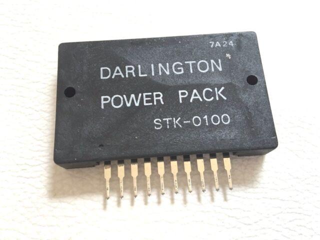 Sanyo Darlinton Power Pack INTEGRATED CIRCUIT STK-0100 NEW