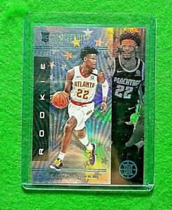 CAM-REDDISH-PRIZM-STARLIGHT-ROOKIE-ATLANTA-HAWKS-2019-20-ILLUSIONS-BASKETBALL-RC