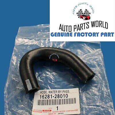For Toyota Genuine Engine Oil Cooler Line 1628128010