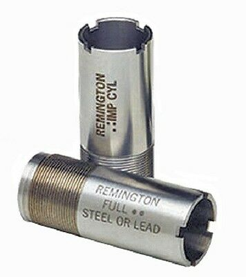 Remington Flush Fitting 12 Gauge Choke Tube Full Steel Lead Rem Choke - New!!