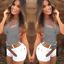 New-Sexy-Women-Summer-Vest-Top-Sleeveless-Blouse-Casual-Tank-Tops-T-Shirt thumbnail 3