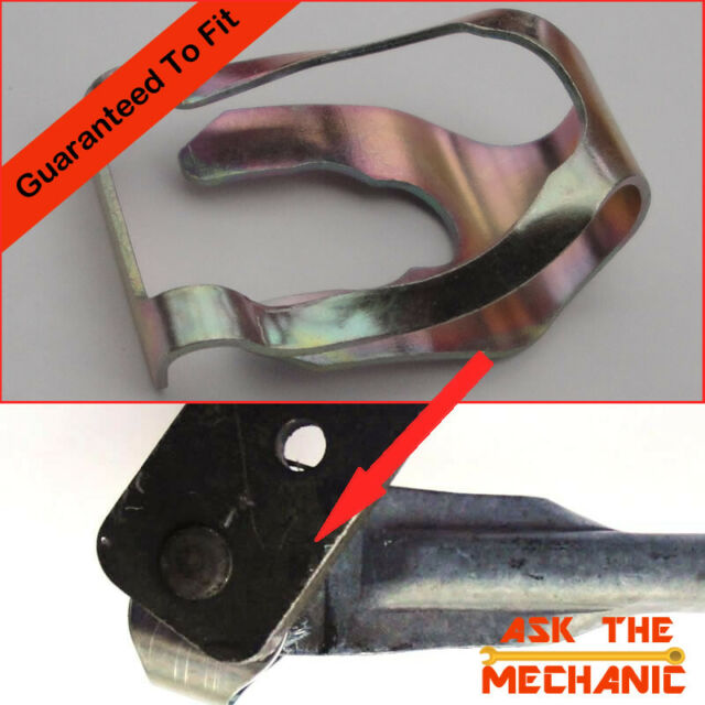 BMW Z4 E85 E86 2002–2008 Windscreen Wiper Motor Linkage Link Rod Repair Clip