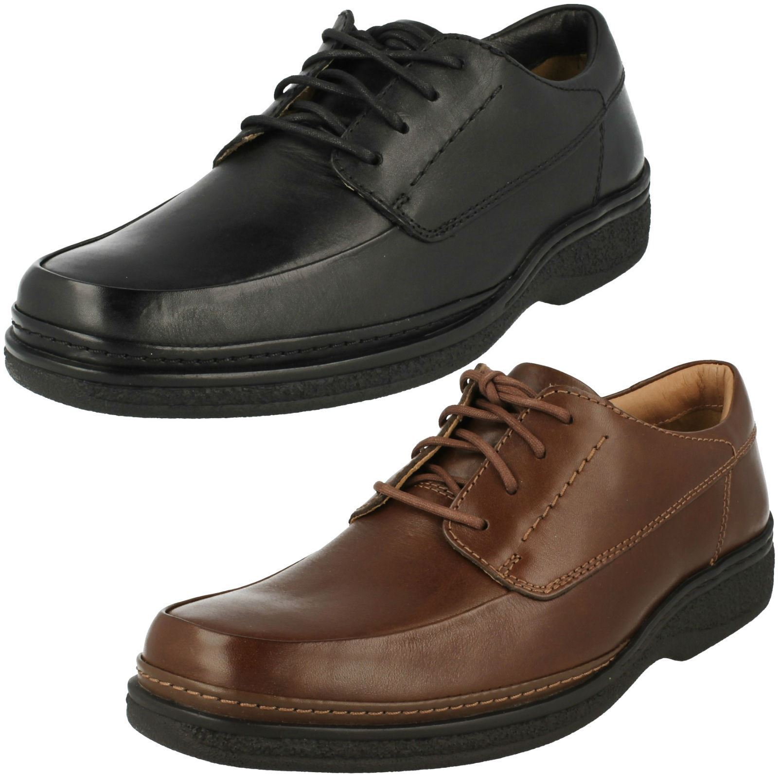 Clarks Mens Formal Lace Up shoes Stonehill Pace