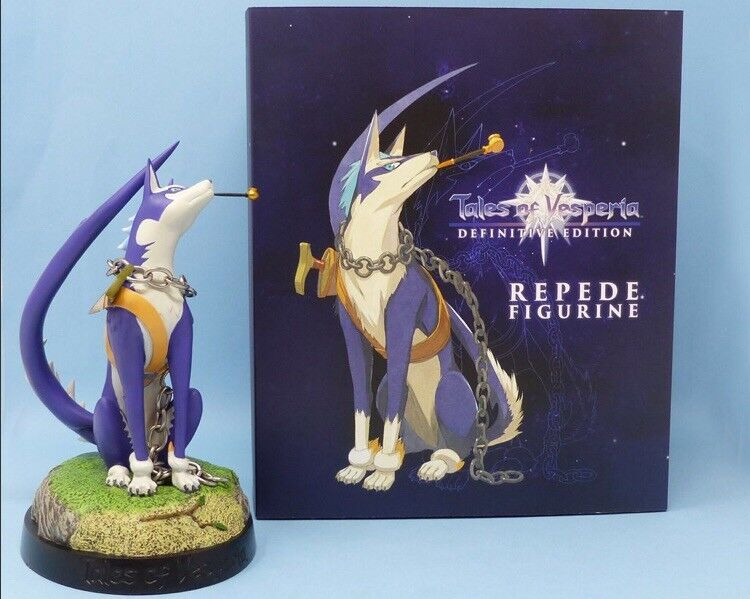Tales of Vesperia Definitive Edition Repede Figurine Resins Statue Figure 19cm