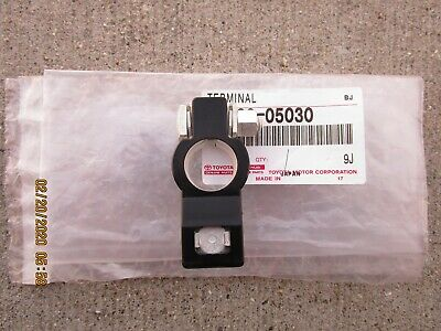 09-15 TOYOTA COROLLA BATTERY POSITIVE TERMINAL CONNECTOR BRAND NEW 05054