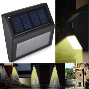 Waterproof-6-LED-Solar-Power-PIR-Motion-Sensor-Wall-Light-Outdoor-Garden-Lamp