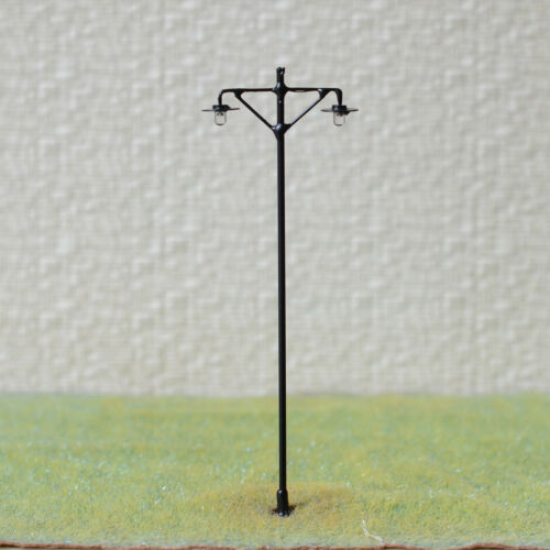 HO scale LED street light railroad path lamp post resistors #073BL 10 x OO