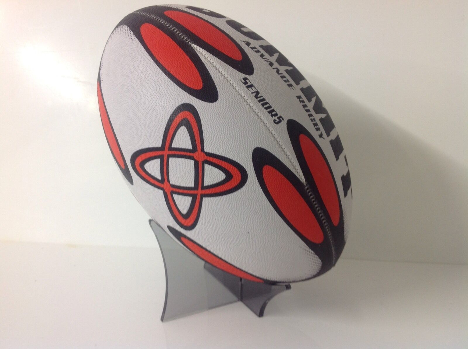 Acrylic Perspex Rugby Ball Display