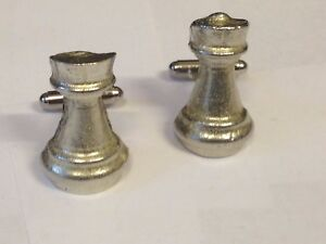 Chess-Castle-GT22-Cufflinks-Made-From-English-Modern-Pewter