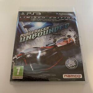 PS3-Game-Ridge-Racer-illimite-Teste-Complet-etat-de-fonctionnement