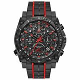 Bulova 98B313 Men's Precisionist Black Quartz Watch