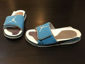 reasonably priced best place first rate JORDAN RETRO 3 SLIDE - Powder Blue - Size 8 | eBay