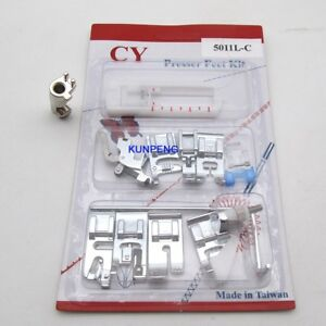11-PCS-presser-feet-ATTACHMENTS-fit-for-BERNINA-OLD-STYLE-Machines-530-730