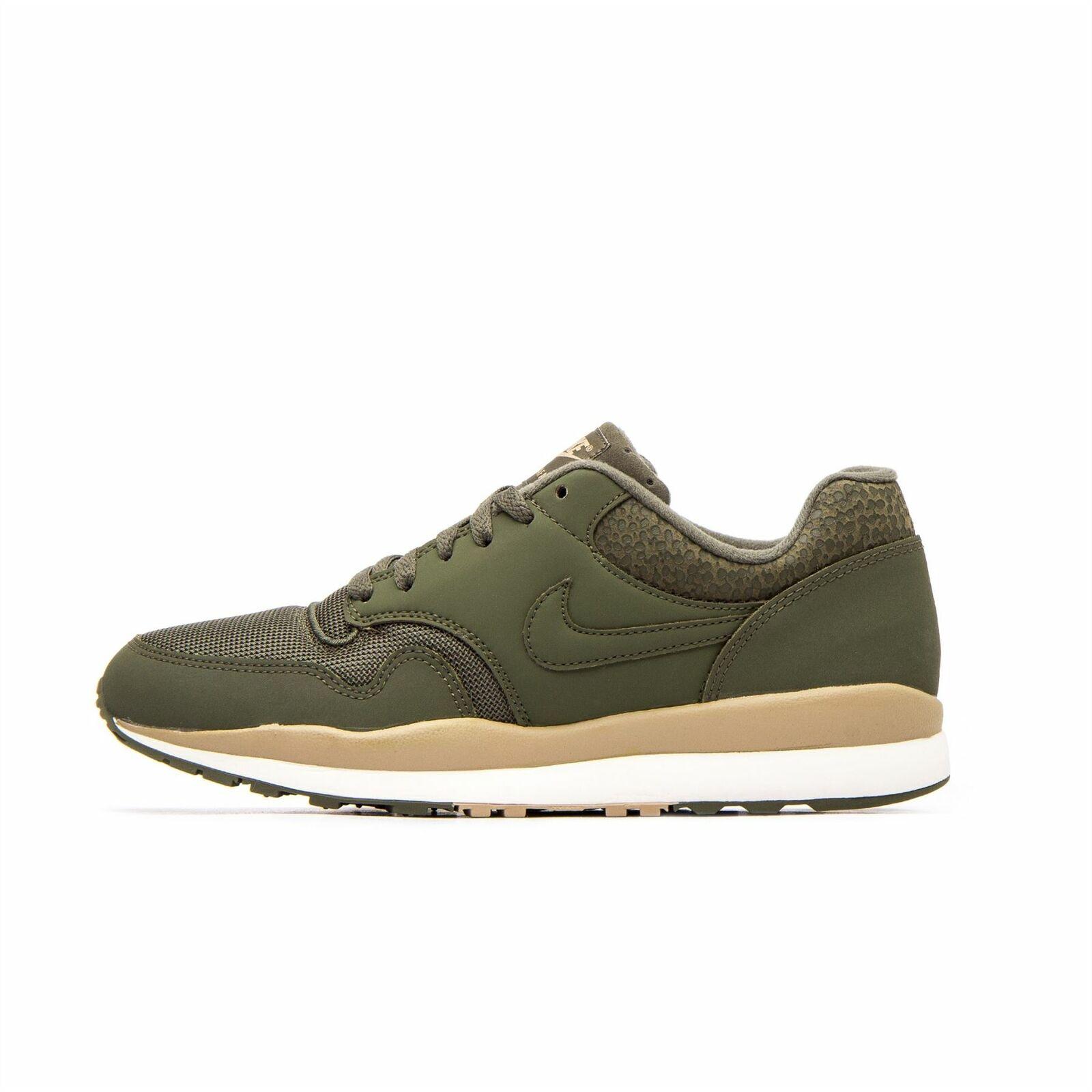 Nike Nike Nike Mens Air Safari Medium Olive Trainers 371740 201    4a26ee