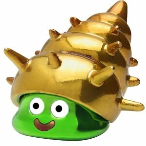Details about SQUARE ENIX Dragon Quest Metal Metallic Monsters Gallery  Shell Snail Slime JAPAN