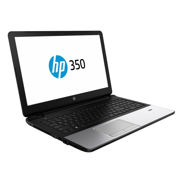 HP 350 G2 L8B07ES Notebook i5-5200U 8GB RAM 1 TB HDD matt HD ohne Windows