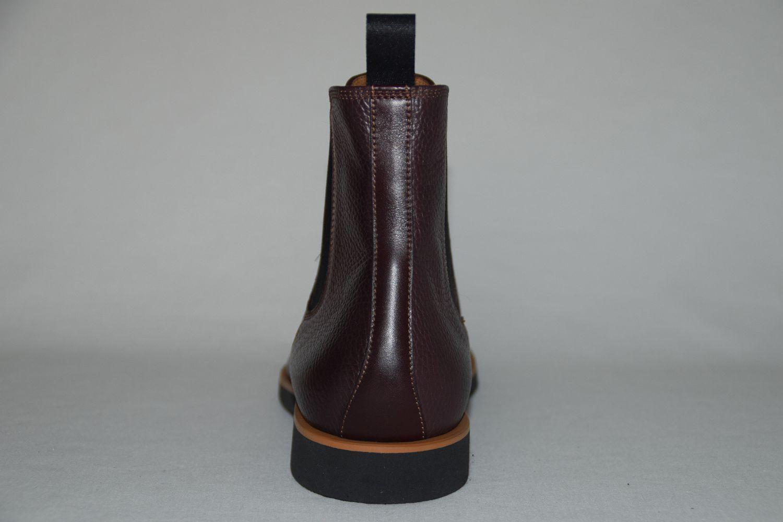 HUGO HUGO HUGO BOSS Stiefel, Gr. EU 42 / UK 8 / US 9,   , Made in , Dark ROT c2f6bc