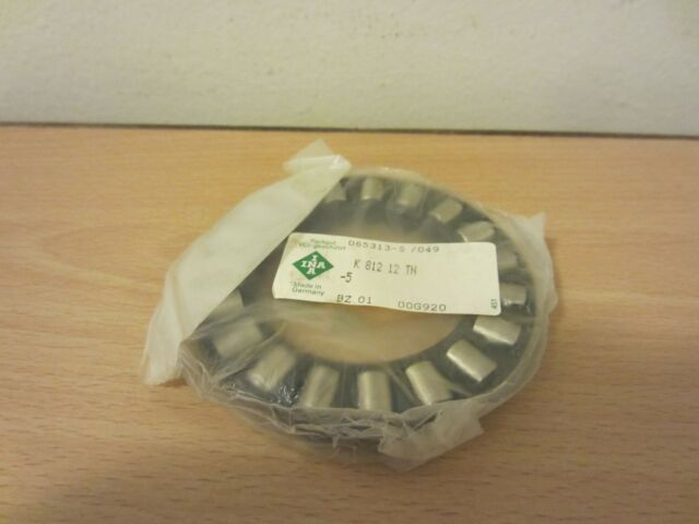 K89306TN INA New Thrust Roller Assembly