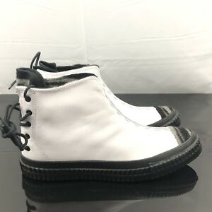 2d5699c88fea Converse Chuck Taylor All Star 70 s HiTop White Leather Creep ...
