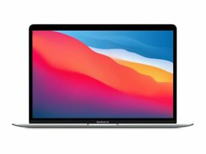 "Apple MacBook Air Ret. 13"" M1 8-Core 8 GB RAM 256 GB SSD, silber (2020)"