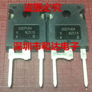 5 x APT60DQ60BG 60DQ60BG ULTRAFAST SOFT RECOVERY RECTIFIER DIODE TO247 600V 60A