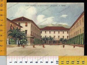 29878] IMPERIA - SANREMO - CASA MILITARE DI SOGGIORNO | eBay