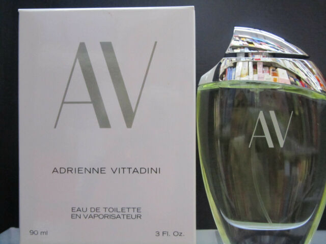 AV by Adrienne Vittadini Original Version For Women 3 oz Eau de Toilette Spray