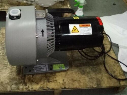 Agilent Varian TriScroll 300 PTS03001UNIV TS300 Dry Vacuum Pump tested working