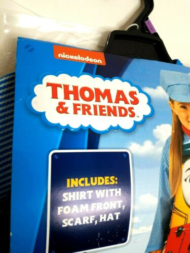 3-4 Years Details about  /Brand New Thomas Train /& Friends Rebecca Child Costume Toddler 2-3