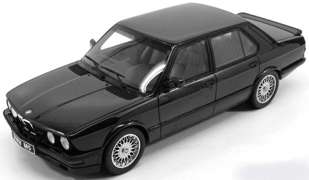 Otto Ot198 Bmw E34 M5 Touring 1 18 Diamond Black Resin Limited Edition For Sale Online Ebay