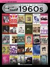 Songs of the 1960s - The New Decade Series: E-Z Play Today Volume 366 by Hal Leonard Publishing Corporation (Paperback / softback, 2016)