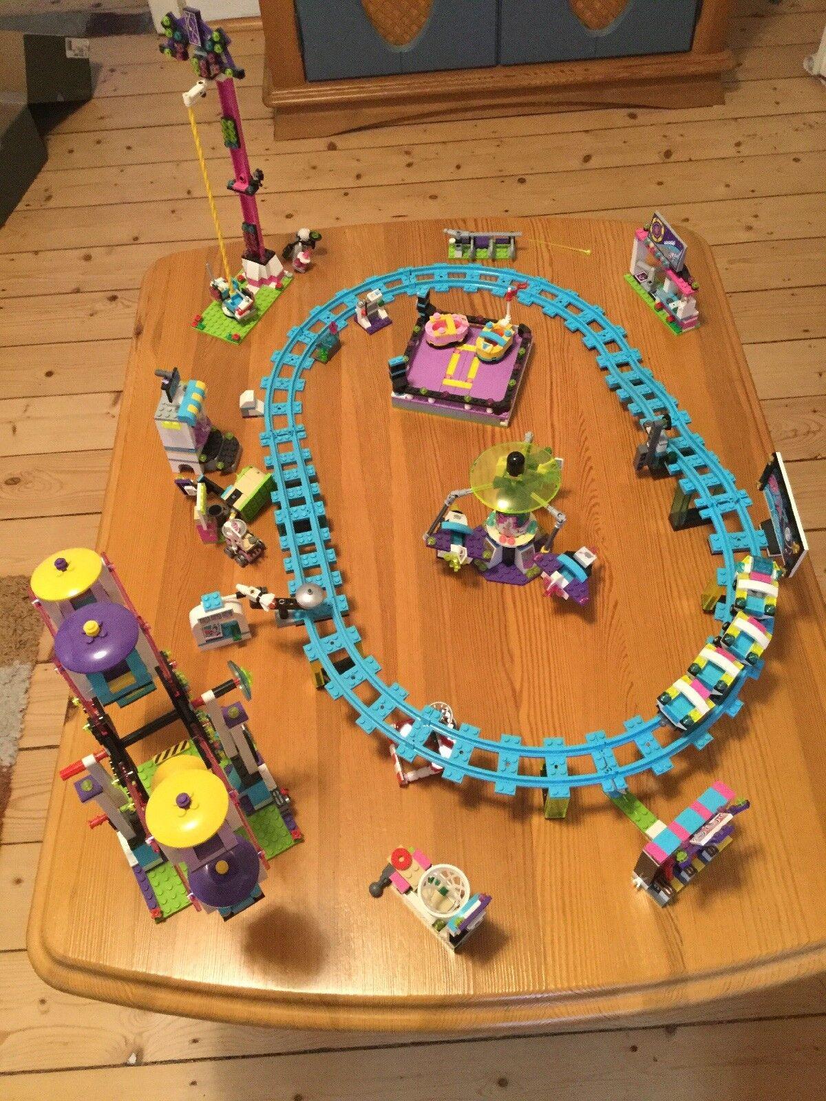 LEGO FRIENDS SAMMLUNG KONVOLUT Freizeitpark Nur Abholung