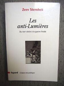 ZEEV-STERNHELL-LES-ANTI-LUMIERES-DU-XVIIIe-SIECLE-A-LA-GUERRE-FROIDE-FAYARD-2006