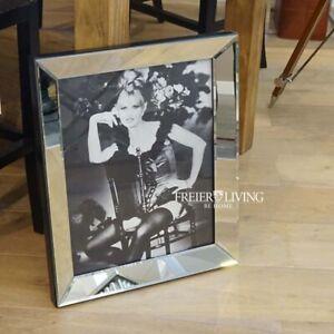 """Wandbild Spiegelrahmen Brigitte Bardot """"Viva Maria"""" Foto Französischer Wohnstil"""