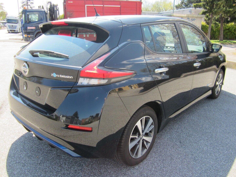Brugt Nissan Leaf Acenta i Solrød og omegn